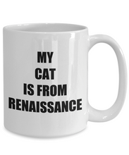 Load image into Gallery viewer, Renaissance Cat Mug Funny Gift Idea for Novelty Gag Coffee Tea Cup-Coffee Mug