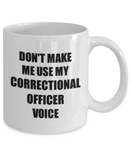 Load image into Gallery viewer, Correctional Officer Mug Coworker Gift Idea Funny Gag For Job Coffee Tea Cup-Coffee Mug