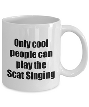 Load image into Gallery viewer, Scat Singing Player Mug Musician Funny Gift Idea Gag Coffee Tea Cup-Coffee Mug