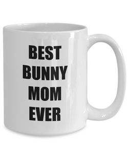 Bunny Mom Mug Funny Gift Idea for Novelty Gag Coffee Tea Cup-Coffee Mug