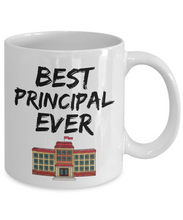 Load image into Gallery viewer, Principal Mug School Best Ever Funny Gift for Coworkers Novelty Gag Coffee Tea Cup-Coffee Mug