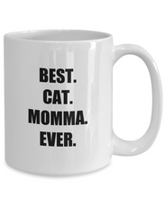 Load image into Gallery viewer, Cat Momma Mug Funny Gift Idea for Novelty Gag Coffee Tea Cup-[style]
