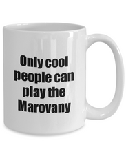 Load image into Gallery viewer, Marovany Player Mug Musician Funny Gift Idea Gag Coffee Tea Cup-Coffee Mug
