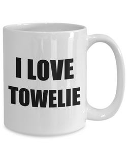 I Love Towelie Mug Funny Gift Idea Novelty Gag Coffee Tea Cup-[style]