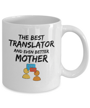 Load image into Gallery viewer, Translator Mom Mug Best Mother Funny Gift for Mama Novelty Gag Coffee Tea Cup-Coffee Mug