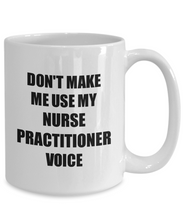 Load image into Gallery viewer, Nurse Practitioner Mug Coworker Gift Idea Funny Gag For Job Coffee Tea Cup-Coffee Mug