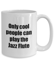 Load image into Gallery viewer, Jazz Flute Player Mug Musician Funny Gift Idea Gag Coffee Tea Cup-Coffee Mug