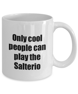 Salterio Player Mug Musician Funny Gift Idea Gag Coffee Tea Cup-Coffee Mug