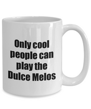 Load image into Gallery viewer, Dulce Melos Player Mug Musician Funny Gift Idea Gag Coffee Tea Cup-Coffee Mug