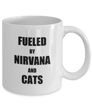 Load image into Gallery viewer, Cat Nirvana Mug Funny Gift Idea for Novelty Gag Coffee Tea Cup-[style]