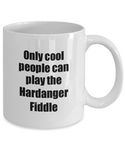 Load image into Gallery viewer, Hardanger Fiddle Player Mug Musician Funny Gift Idea Gag Coffee Tea Cup-Coffee Mug