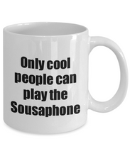 Load image into Gallery viewer, Sousaphone Player Mug Musician Funny Gift Idea Gag Coffee Tea Cup-Coffee Mug