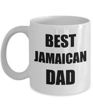 Load image into Gallery viewer, Jamaican Dad Mug Funny Gift Idea for Novelty Gag Coffee Tea Cup-Coffee Mug