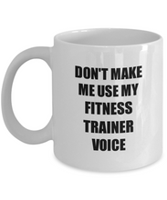 Load image into Gallery viewer, Fitness Trainer Mug Coworker Gift Idea Funny Gag For Job Coffee Tea Cup-Coffee Mug