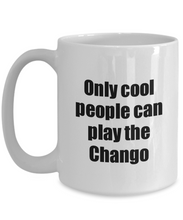 Load image into Gallery viewer, Chango Player Mug Musician Funny Gift Idea Gag Coffee Tea Cup-Coffee Mug