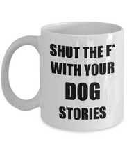Load image into Gallery viewer, Dog Hater Mug I Hate Funny Gift Idea for Novelty Gag Coffee Tea Cup-Coffee Mug