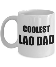 Load image into Gallery viewer, Lao Dad Mug Laotian Funny Gift Idea for Novelty Gag Coffee Tea Cup-Coffee Mug