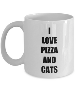 Pizza Cat Mug Funny Gift Idea for Novelty Gag Coffee Tea Cup-[style]