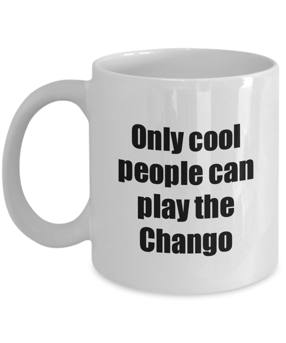 Chango Player Mug Musician Funny Gift Idea Gag Coffee Tea Cup-Coffee Mug