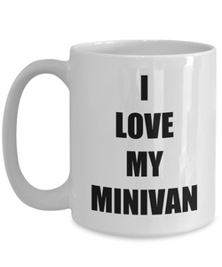 Dad Minivan Mug Funny Gift Idea for Novelty Gag Coffee Tea Cup-Coffee Mug