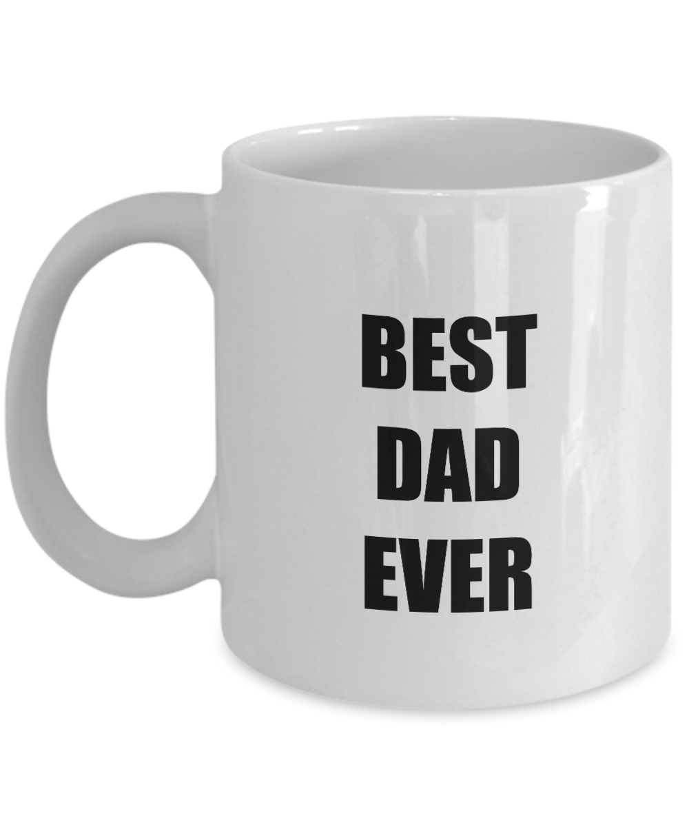 Bed Dad Ever Mug Funny Gift Idea for Novelty Gag Coffee Tea Cup-[style]