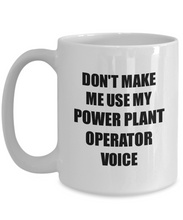 Load image into Gallery viewer, Power Plant Operator Mug Coworker Gift Idea Funny Gag For Job Coffee Tea Cup-Coffee Mug