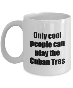 Cuban Tres Player Mug Musician Funny Gift Idea Gag Coffee Tea Cup-Coffee Mug