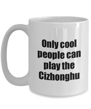 Load image into Gallery viewer, Cizhonghu Player Mug Musician Funny Gift Idea Gag Coffee Tea Cup-Coffee Mug
