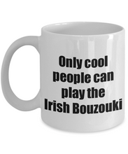 Load image into Gallery viewer, Irish Bouzouki Player Mug Musician Funny Gift Idea Gag Coffee Tea Cup-Coffee Mug