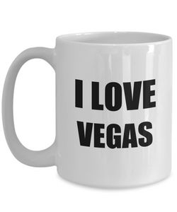I Love Vegas Mug Funny Gift Idea Novelty Gag Coffee Tea Cup-Coffee Mug