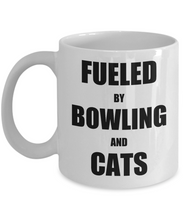 Load image into Gallery viewer, Cat Bowling Mug Funny Gift Idea for Novelty Gag Coffee Tea Cup-Coffee Mug