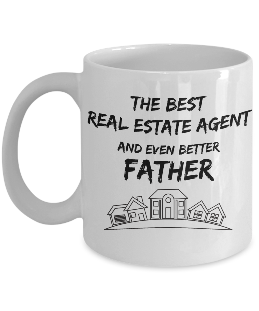 Load Image Into Gallery Viewer Funny Realtor Dad Gift