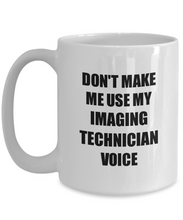 Load image into Gallery viewer, Imaging Technician Mug Coworker Gift Idea Funny Gag For Job Coffee Tea Cup-Coffee Mug