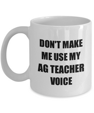 Load image into Gallery viewer, Ag Teacher Mug Coworker Gift Idea Funny Gag For Job Coffee Tea Cup-Coffee Mug