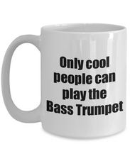 Load image into Gallery viewer, Bass Trumpet Player Mug Musician Funny Gift Idea Gag Coffee Tea Cup-Coffee Mug