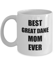 Load image into Gallery viewer, Great Dane Mom Mug Dog Lover Funny Gift Idea for Novelty Gag Coffee Tea Cup-Coffee Mug
