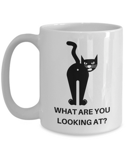 Cat Butthole Butt Hole Cat Cofffees Mug Funny Gift Idea for Novelty Gag Coffee Tea Cup-[style]