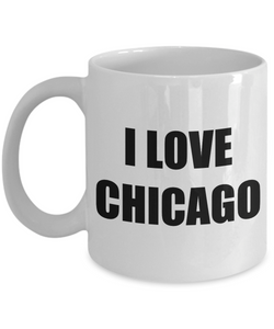 I Love Chicago Mug Funny Gift Idea Novelty Gag Coffee Tea Cup-Coffee Mug