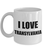 Load image into Gallery viewer, I Love Transylvania Mug Funny Gift Idea Novelty Gag Coffee Tea Cup-[style]