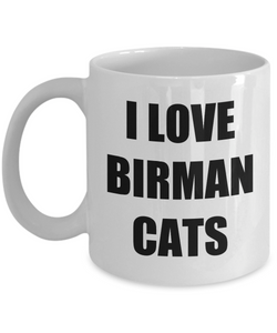 Birman Cat Mug Funny Gift Idea for Novelty Gag Coffee Tea Cup-Coffee Mug