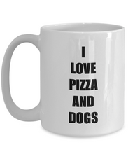 Load image into Gallery viewer, Pizza Dog Mug Funny Gift Idea for Novelty Gag Coffee Tea Cup-[style]