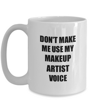 Load image into Gallery viewer, Makeup Artist Mug Coworker Gift Idea Funny Gag For Job Coffee Tea Cup-Coffee Mug
