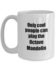 Load image into Gallery viewer, Octave Mandolin Player Mug Musician Funny Gift Idea Gag Coffee Tea Cup-Coffee Mug