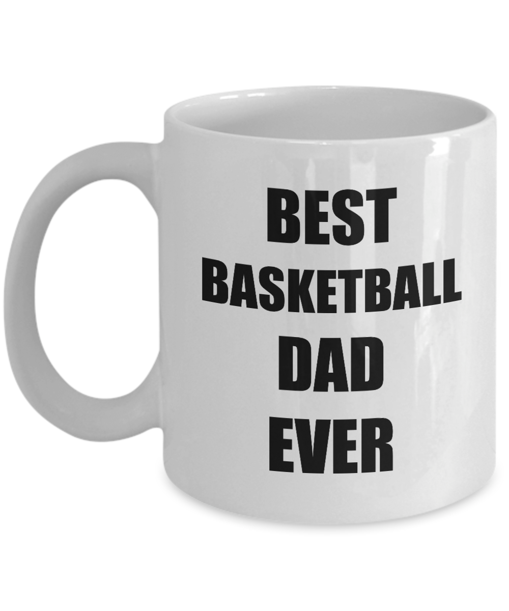 Basketball Dad Mug Funny Gift Idea for Novelty Gag Coffee Tea Cup-Coffee Mug