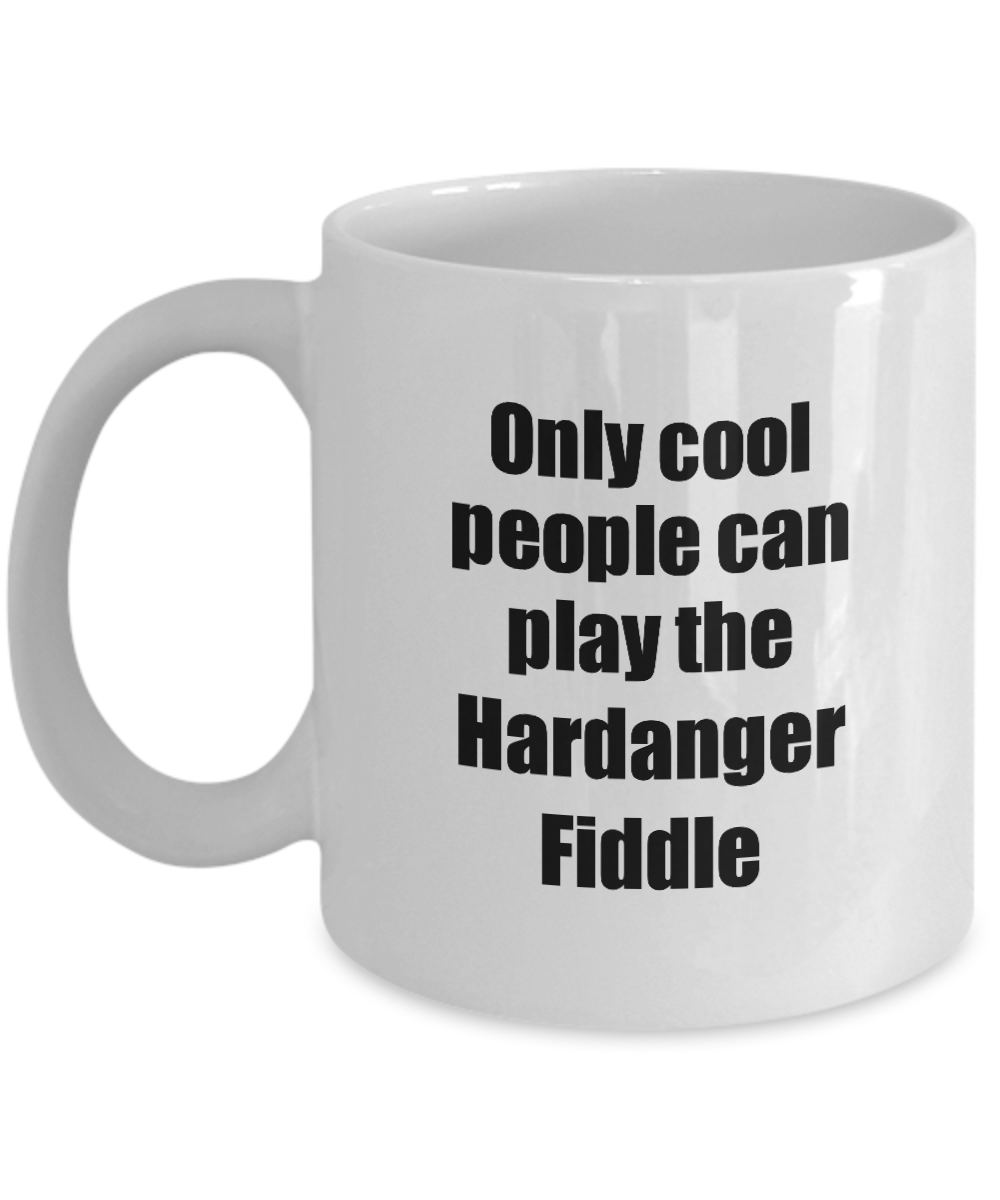 Hardanger Fiddle Player Mug Musician Funny Gift Idea Gag Coffee Tea Cup-Coffee Mug