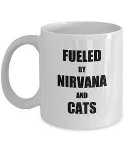 Cat Nirvana Mug Funny Gift Idea for Novelty Gag Coffee Tea Cup-[style]