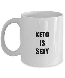Funny Keto Sexy Mug Funny Gift Idea for Novelty Gag Coffee Tea Cup-[style]