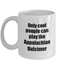 Load image into Gallery viewer, Appalachian Dulcimer Player Mug Musician Funny Gift Idea Gag Coffee Tea Cup-Coffee Mug