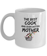 Load image into Gallery viewer, Funny Cook Mom Mug Best Mother Coffee Cup-Coffee Mug