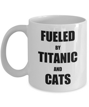 Load image into Gallery viewer, Cat Titanic Mug Funny Gift Idea for Novelty Gag Coffee Tea Cup-[style]